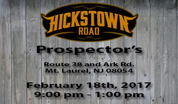 Prospector's – February 18th