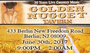 Golden Nugget – June 30th