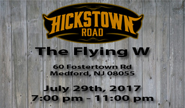 The Flying W – July 29th