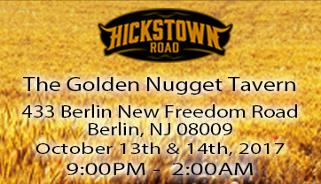 Golden Nugget – October 13th & 14th