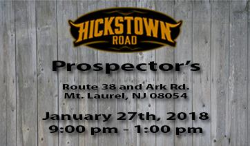 Prospectors – January 27th