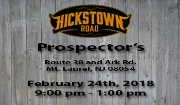 Prospectors – February 24th